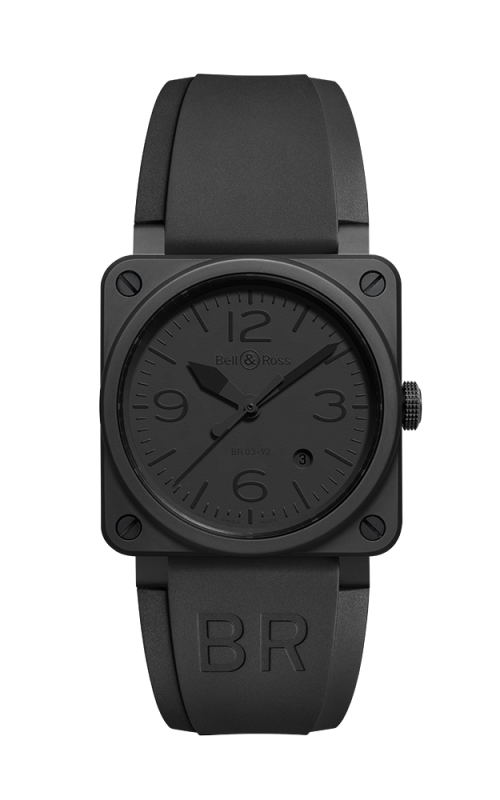 Bell and Ross BR 03-92 Watch BR03-92 Phantom Ceramic product image