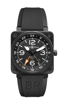 Bell and Ross BR 01-93 GMT Watch BR01-93 GMT product image