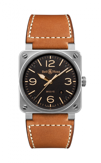 Bell and Ross BR 03-92 Watch BR03-92 Golden Heritage product image