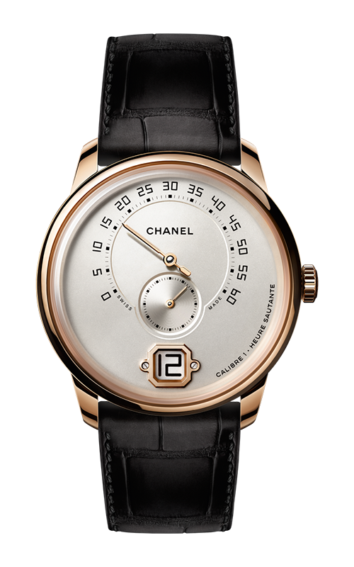 Chanel Monsieur Watch H4800 product image