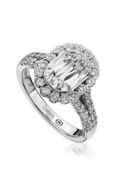 Christopher Designs Engagement ring L144-100 product image