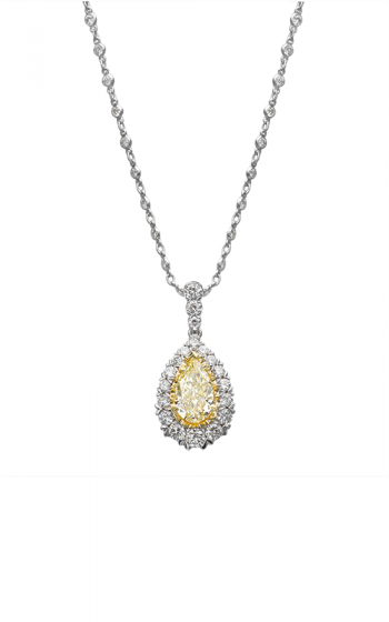 Christopher Designs Necklace E92C-PEND-YD product image