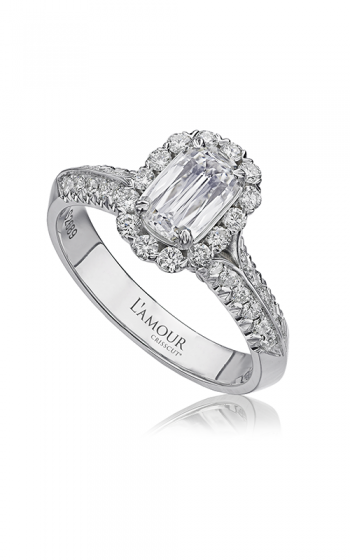 Christopher Designs Engagement ring L100-100 product image
