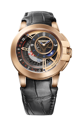 Harry Winston Ocean Watch OCEATZ44RR011 product image
