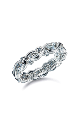 Suwa Diamond Eternity Rings Wedding band P74145DI product image