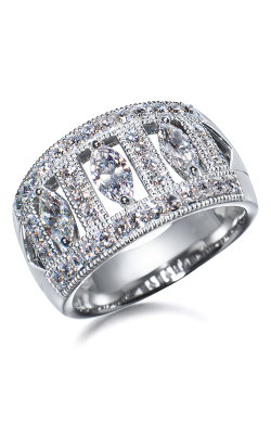 Suwa Marquise Cut Diamond Jewelry Fashion ring P74826DI product image